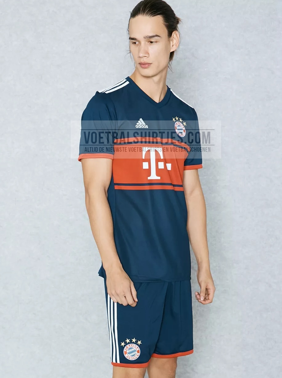 Bayern Munich trikot 2018 away