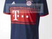 Bayern Munich trikot away 17-18