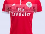 Benfica 17-18 home kit