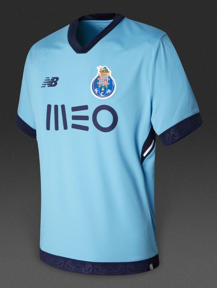 FC Porto 3rd kit 2018
