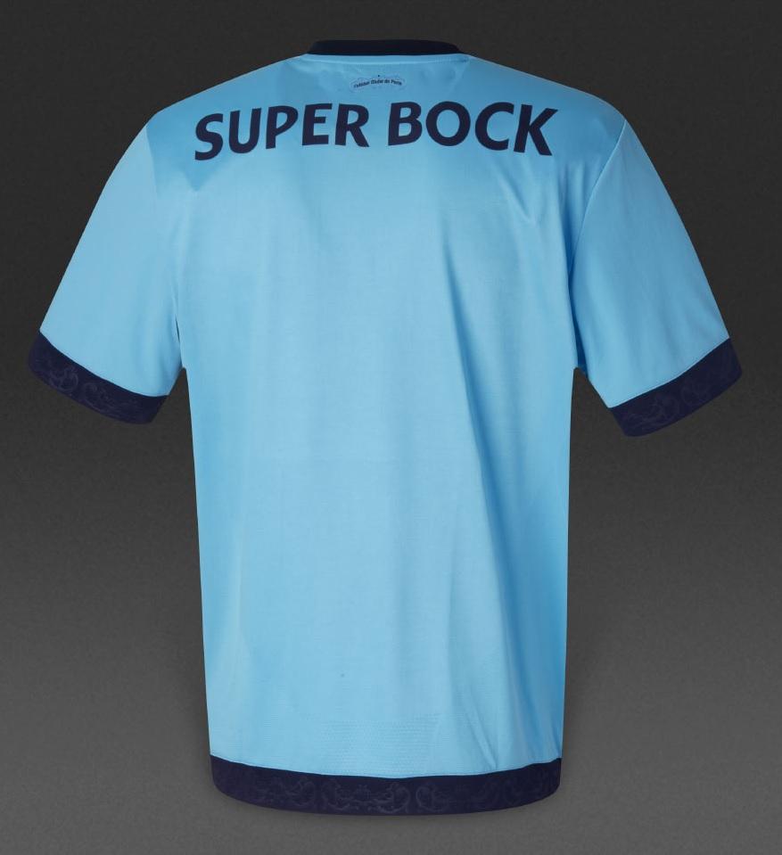 FC Porto third kit 17-18