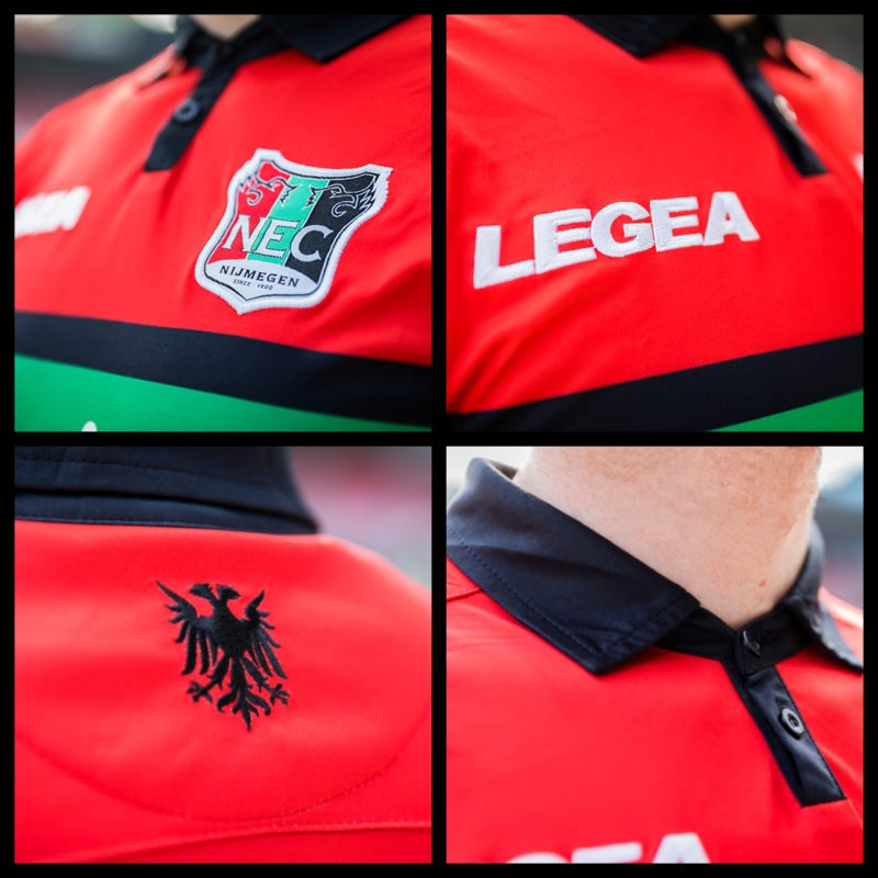 NEC Nijmegen shirt 2018