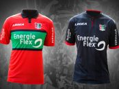 NEC Nijmegen voetbalshirts 2017-2018
