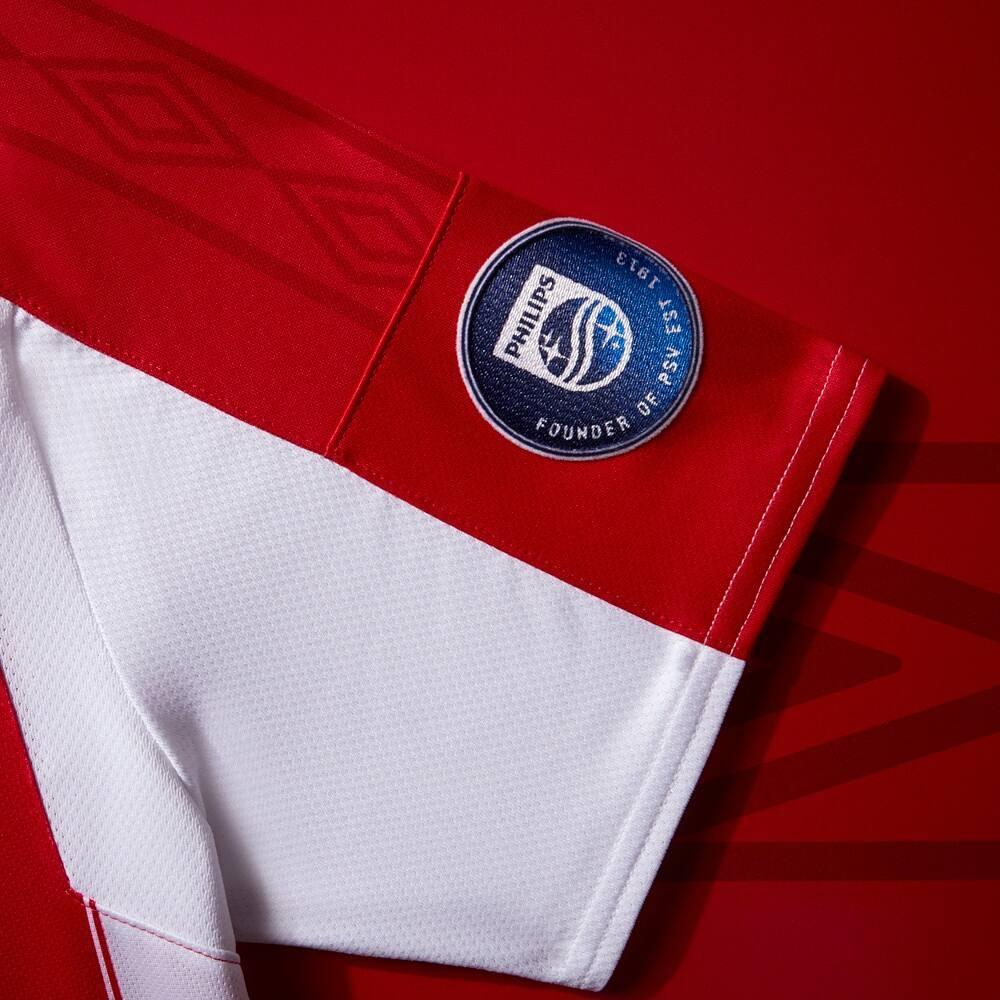 PSV shirt 17-18 mouw