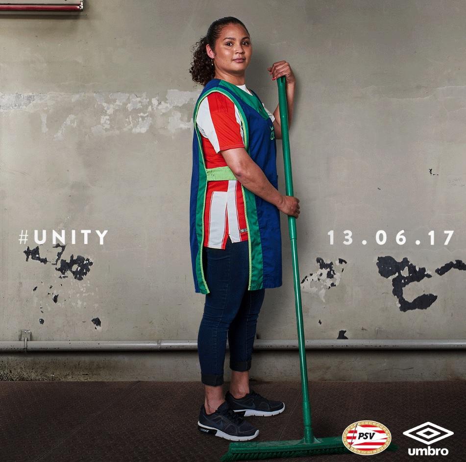 PSV thuisshirt 2018 teaser
