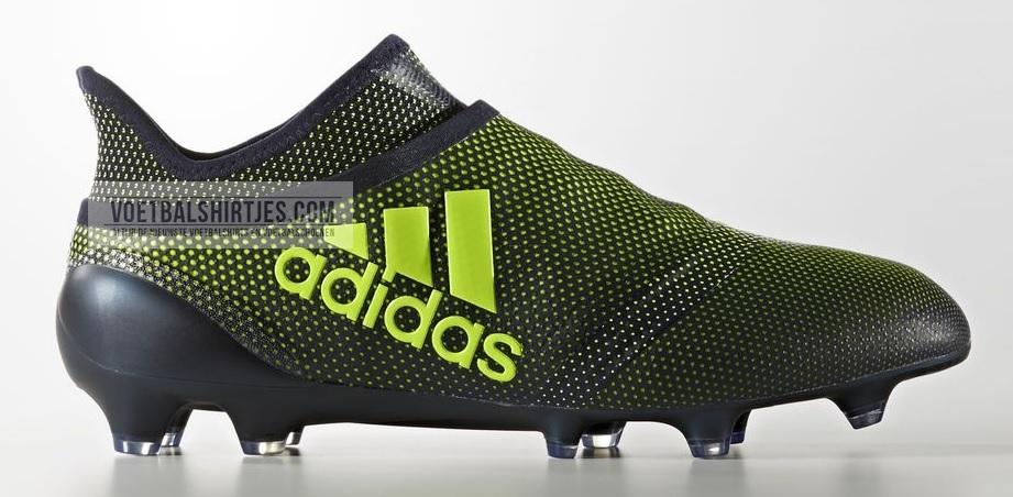Adidas X 17+ Legend Ink