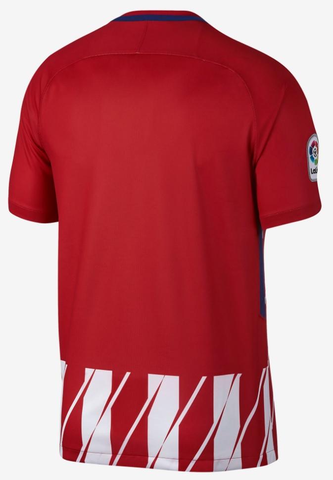Atletico de madrid camiseta 2018
