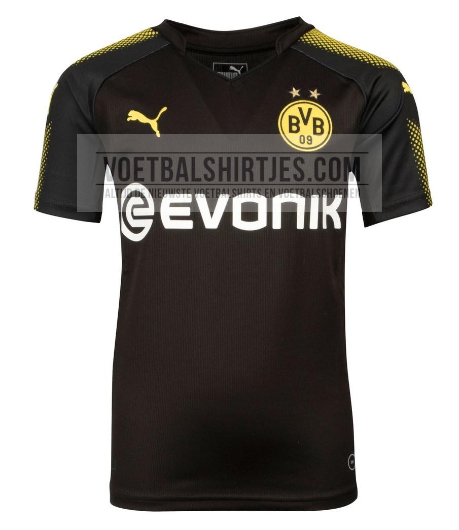 Borussia Dortmund uitshirt 17-18