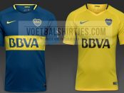 camiseta Boca Juniors 2018