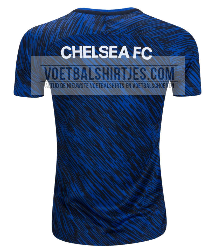 Chelsea 2018 pre match top