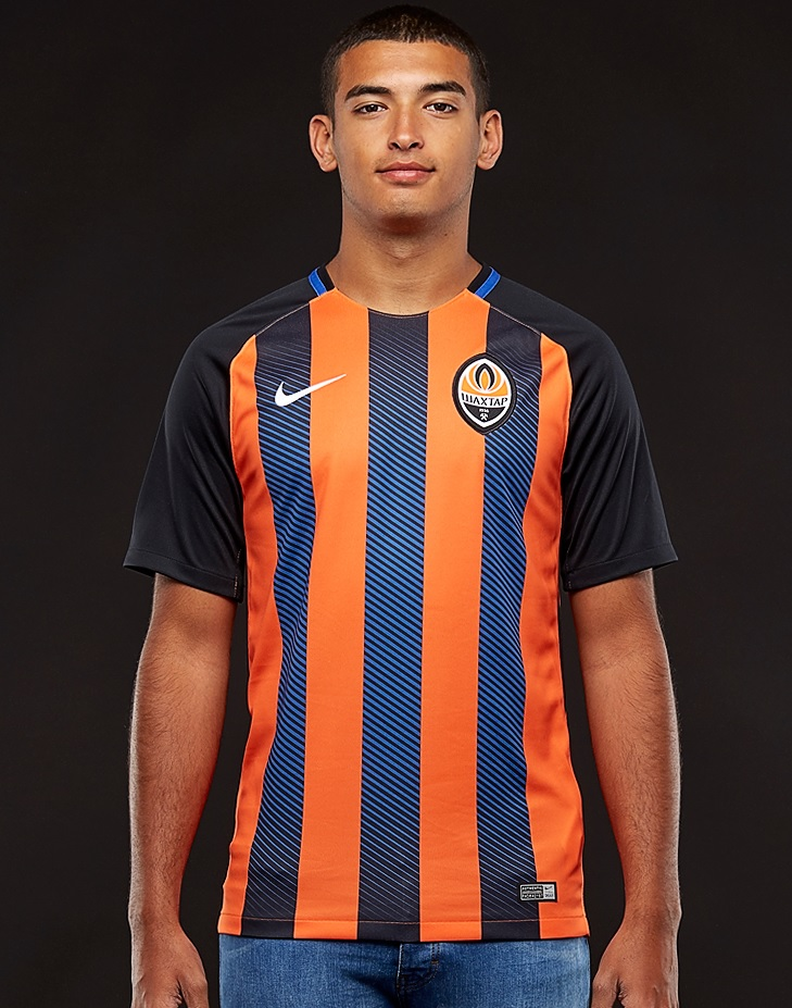 FC Shakhtar Donetsk shirt 17/18