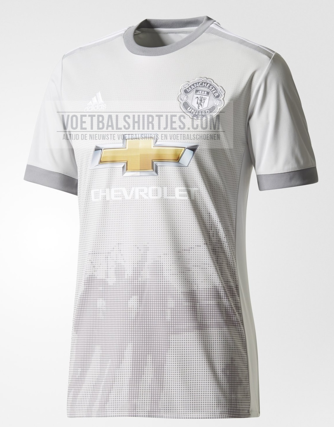 Manchester United 17-18 third kit