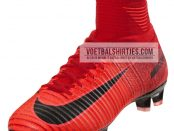 Mercurial Superfly 2018 University Red
