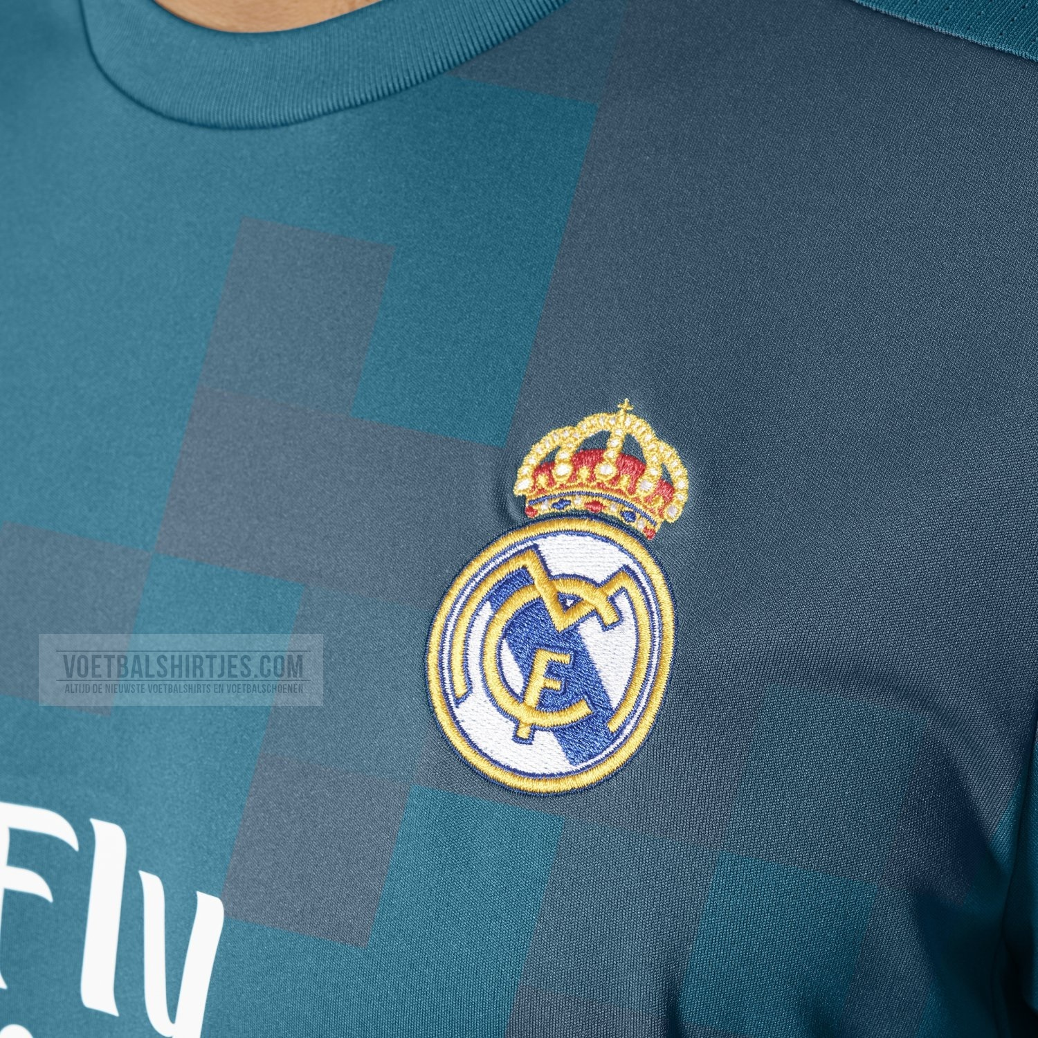 real madrid UCL shirt 2018