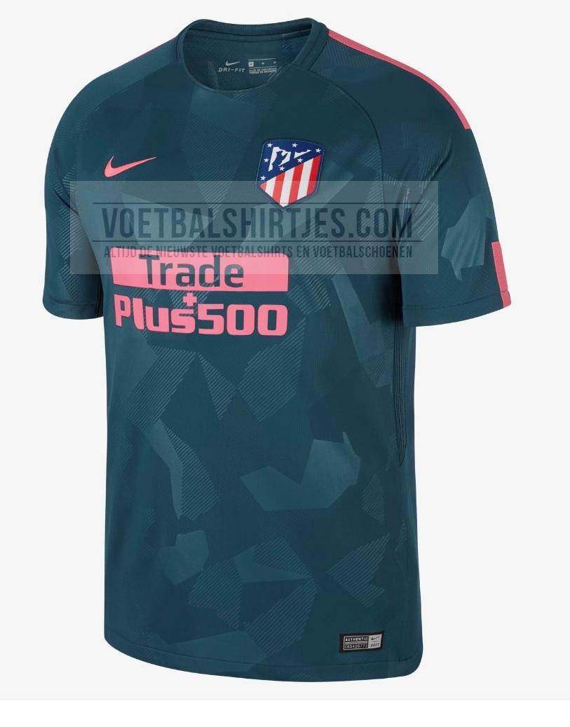 Atletico Madrid third kit 2018
