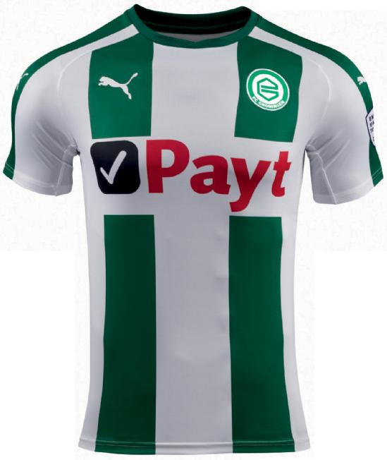 FC Groningen thuisshirt 17-18