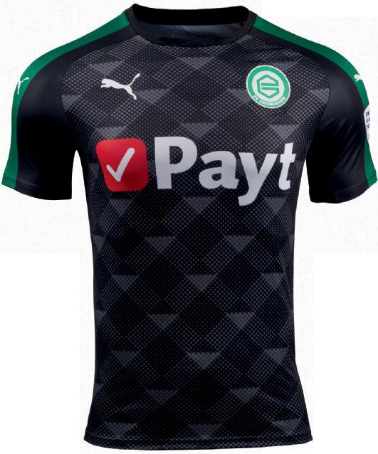 FC Groningen uitshirt 2018