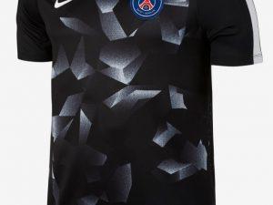 PSG prematch shirt 2017 Champions League