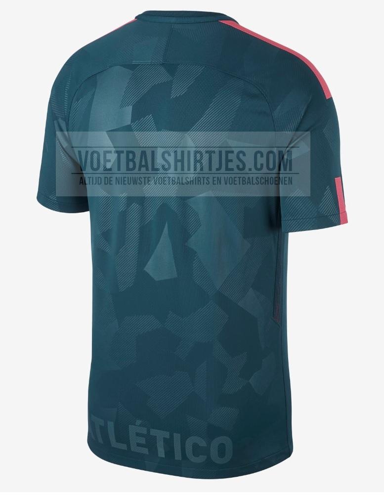 camiseta 3. Atletico de Madrid 2018