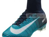 nike mercurial Superfly Obsidian - Gamma Blue