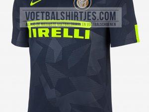 Inter third kit 2018