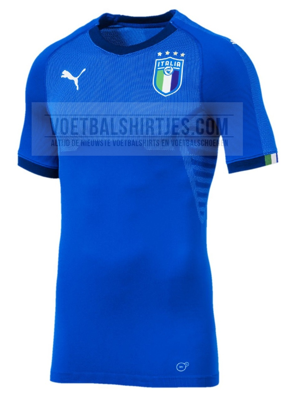 Italië shirt 2018 WK