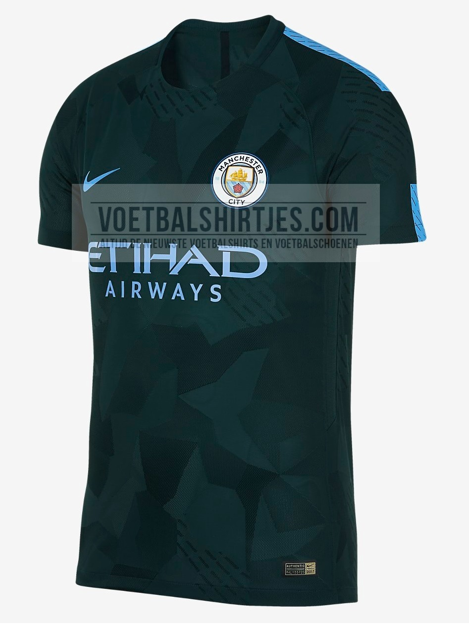 Manchester City third kit 2018
