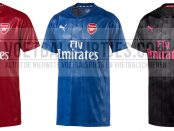 arsenal 2018 trainingsshirts