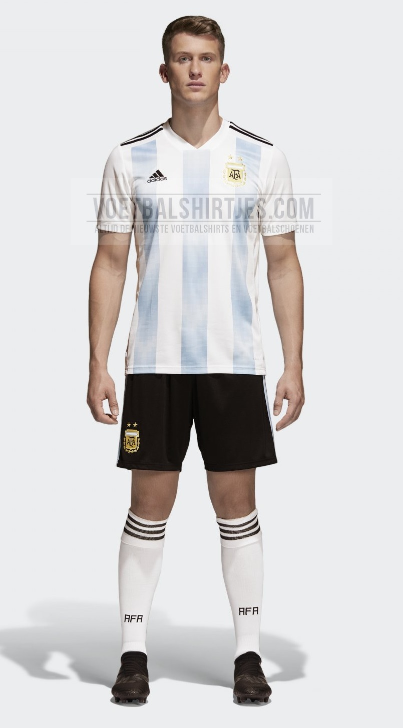 Argentina World Cup 2018 home kit