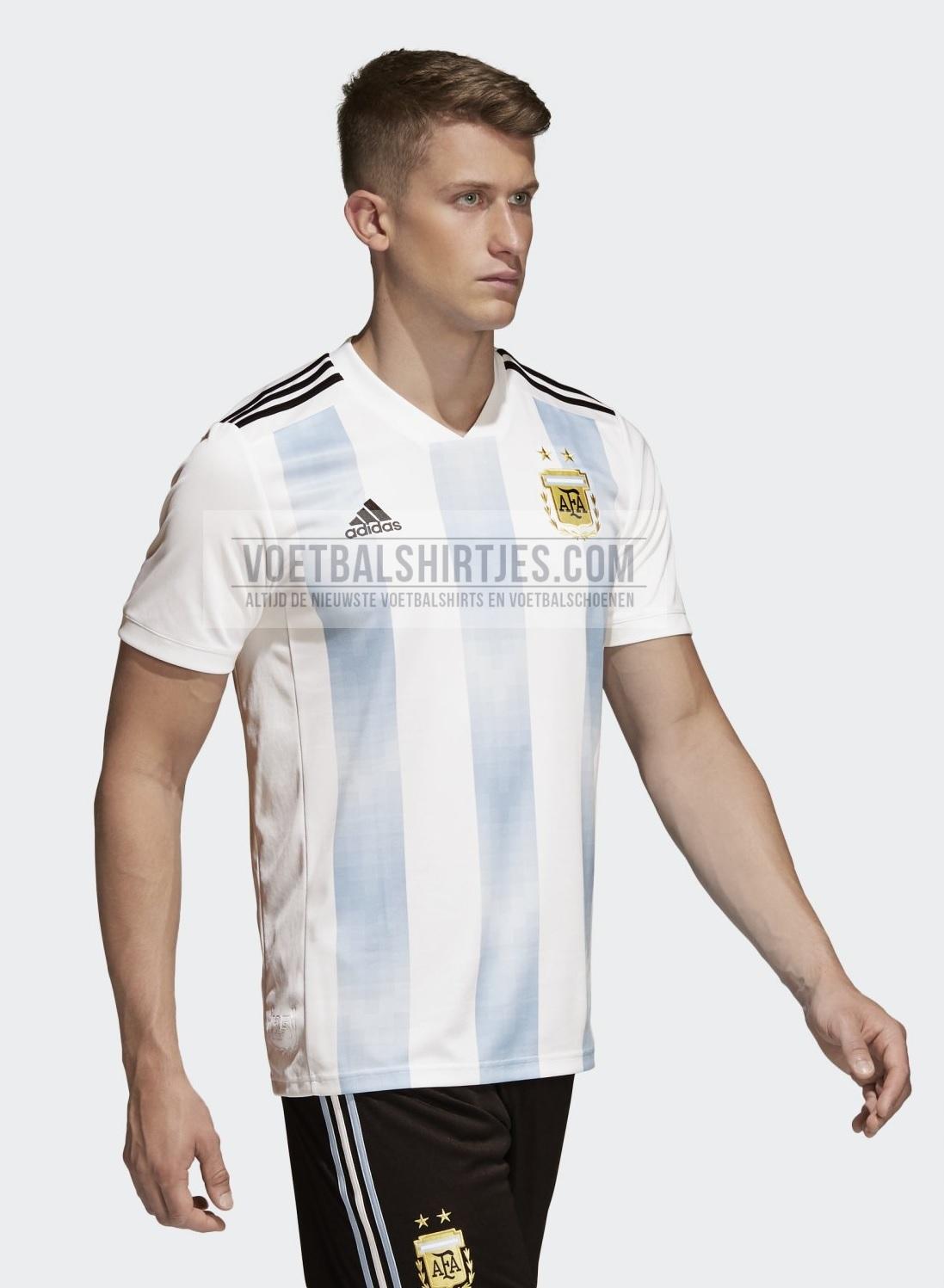Argentina jersey 2018