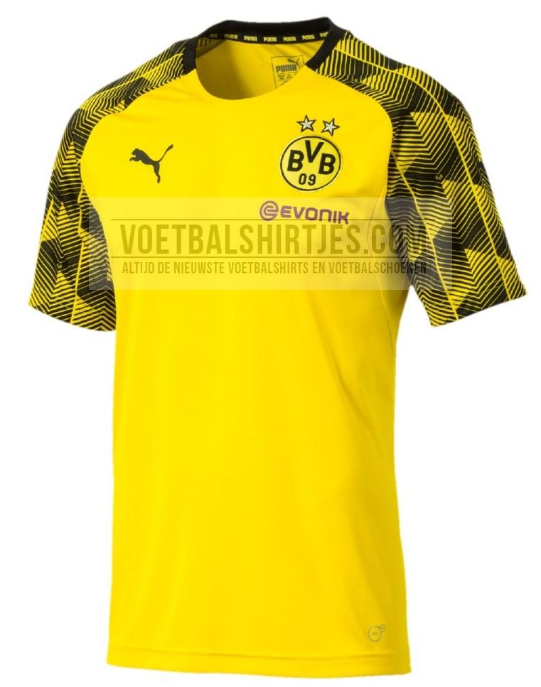 Borussia Dortmund 2018 trainingsshirt