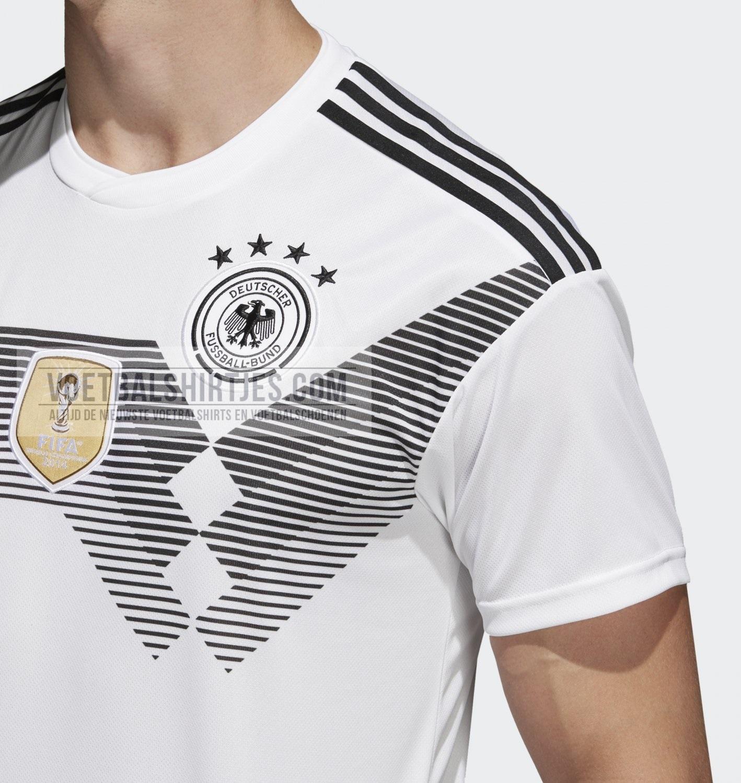 Duitsland shirt 2018