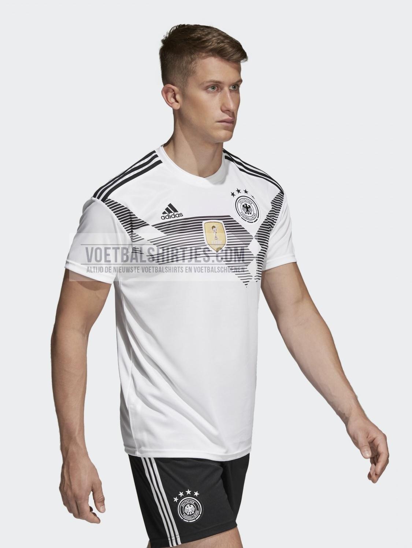 Duitsland thuisshirt 2018