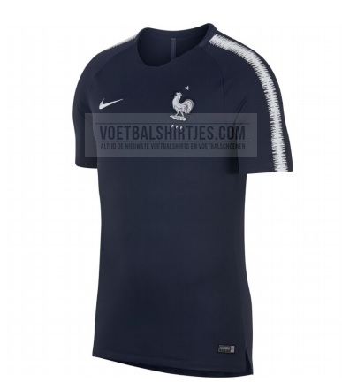 France training top 2018