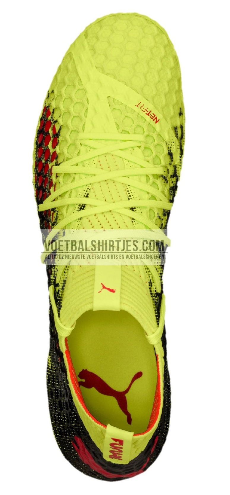 Puma Future fizzy yellow
