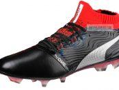 Puma One 18.1 red black