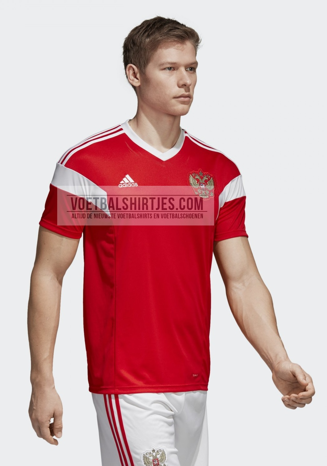 Russia home jersey 2018