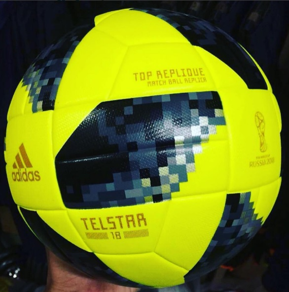 adidas World Cup 2018 ball