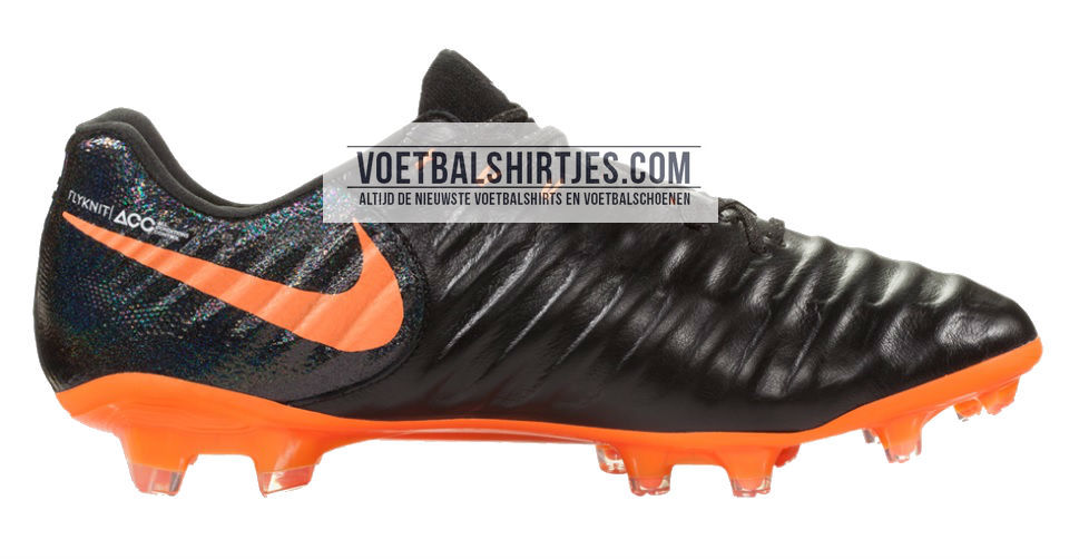 nike tiempo legend 7 Pro Total Orange Black