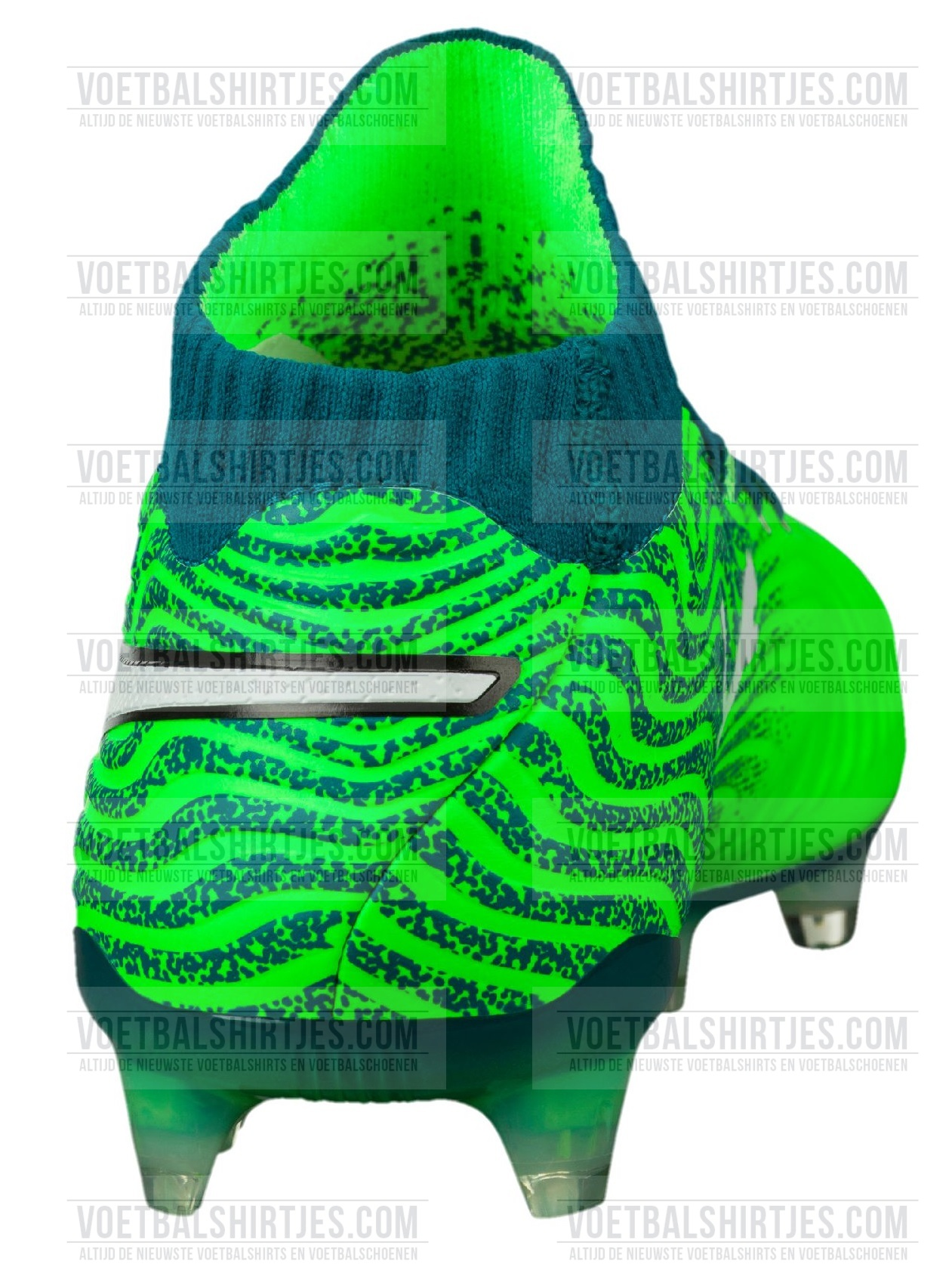 puma one green gecko