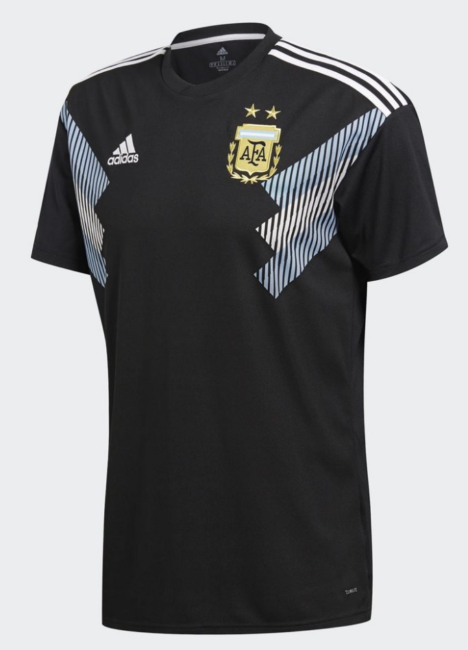 Argentina 2018 away kit