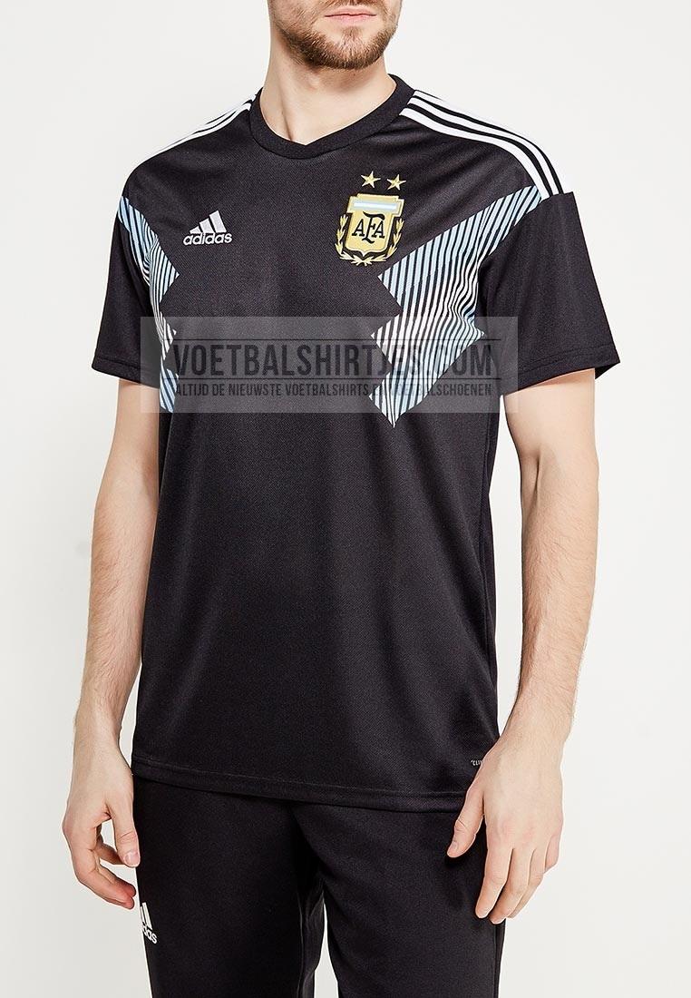Argentina away jersey 2018