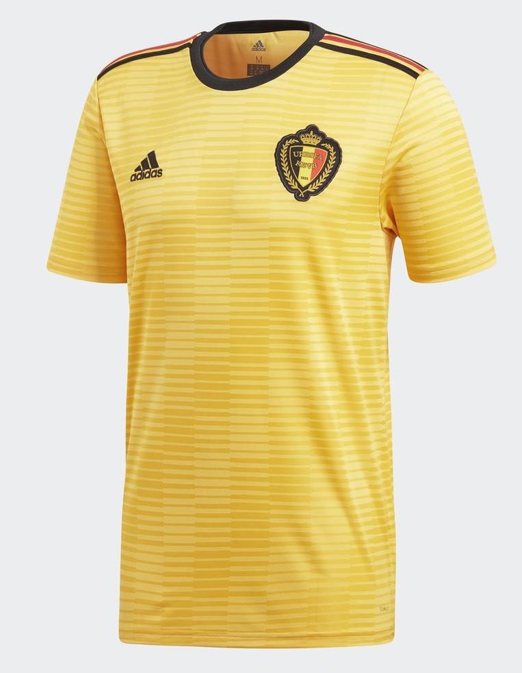 Belgie uitshirt 2018