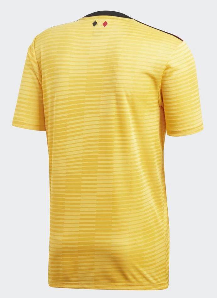 Belgium away kit 2018