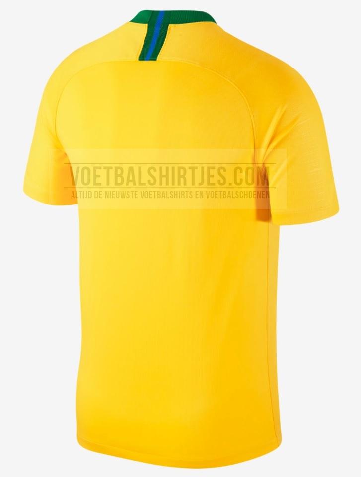 Brasil 2018 home kit