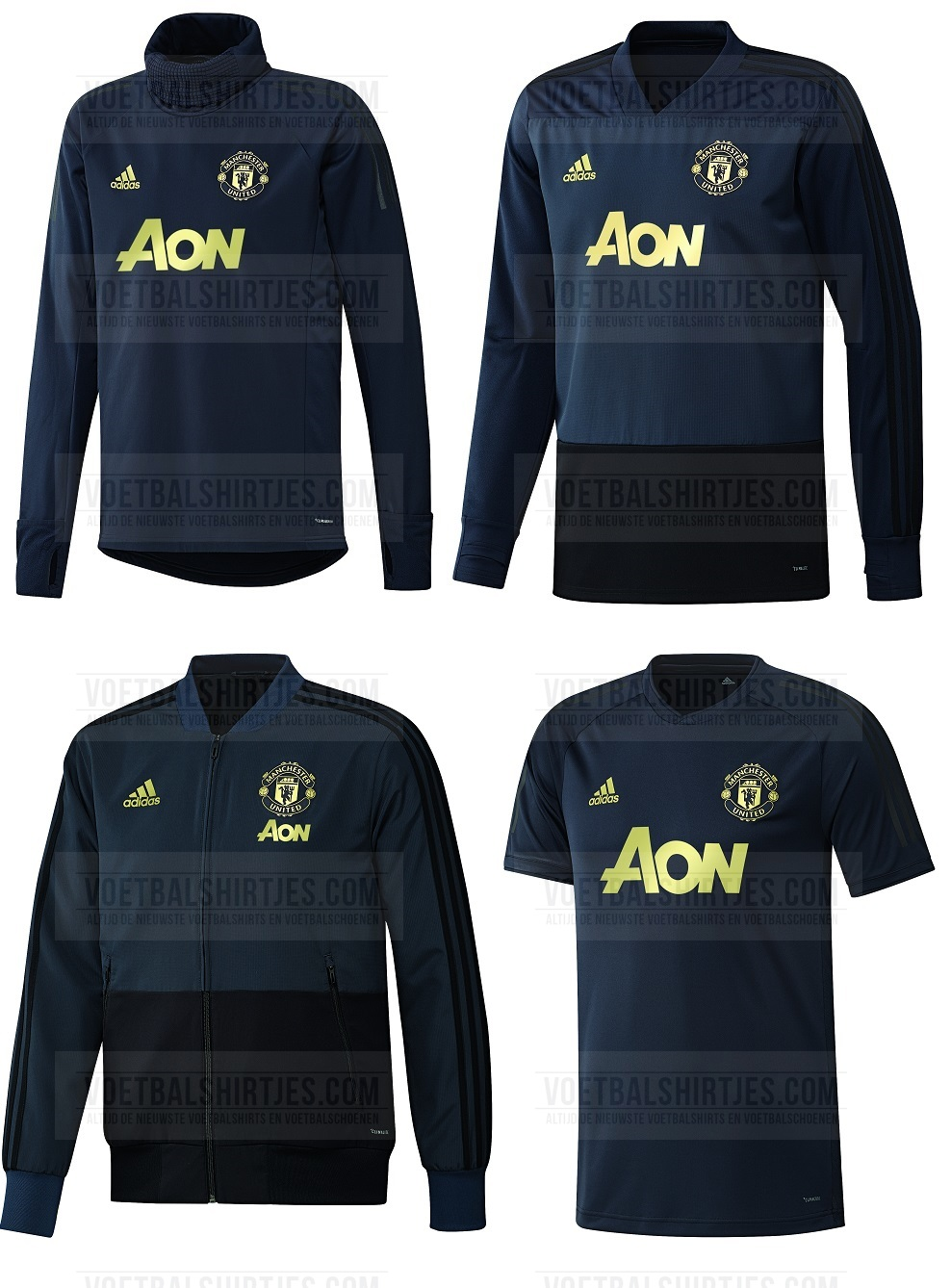 MUFC 18-19 Champions League collection