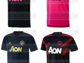 Manchester United 18-19 training top