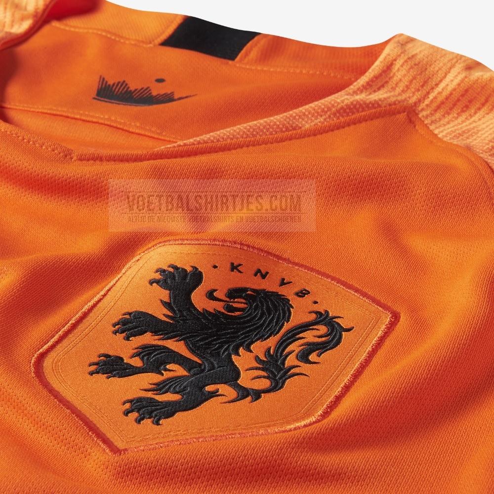 Nederlands Elftal shirt 18-19