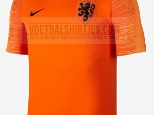 Nederlands Elftal shirt 2018
