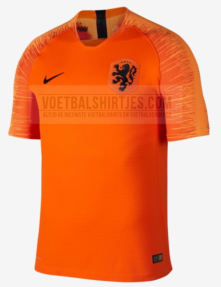 Nederlands Elftal shirt 2018